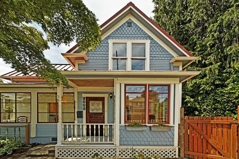 Love it! 3 bed, 1 bath home in Ballard Seattle 400,000