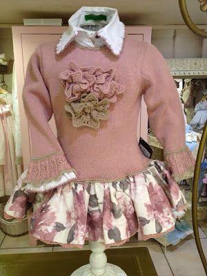 30d0b66ecc3 De Pe a Pa Boutique. Tienda ropa de niño y niña. Tienda ropa de bebe ...
