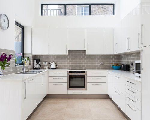 Perfect Modern U Shaped Kitchen, Modern U Shaped Kitchen Designs, Modern U Shaped  Kitchen With Island, Modern U Shaped Kitchen Ideas, Modern U Shaped Kitchen  ...