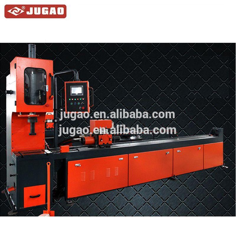 Hydraulic press stainless steel hole piercing machine metal tube - küchentisch und stühle
