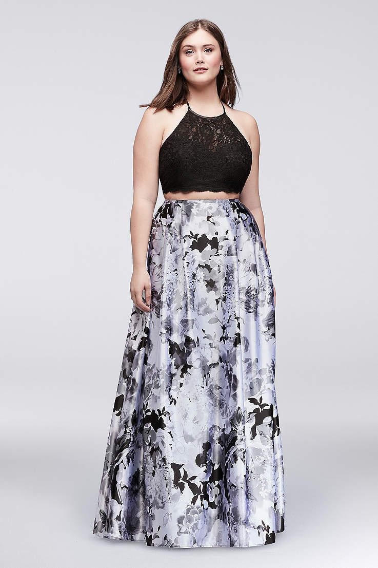 Find plus size prom dresses at David\'s Bridal! Our ...
