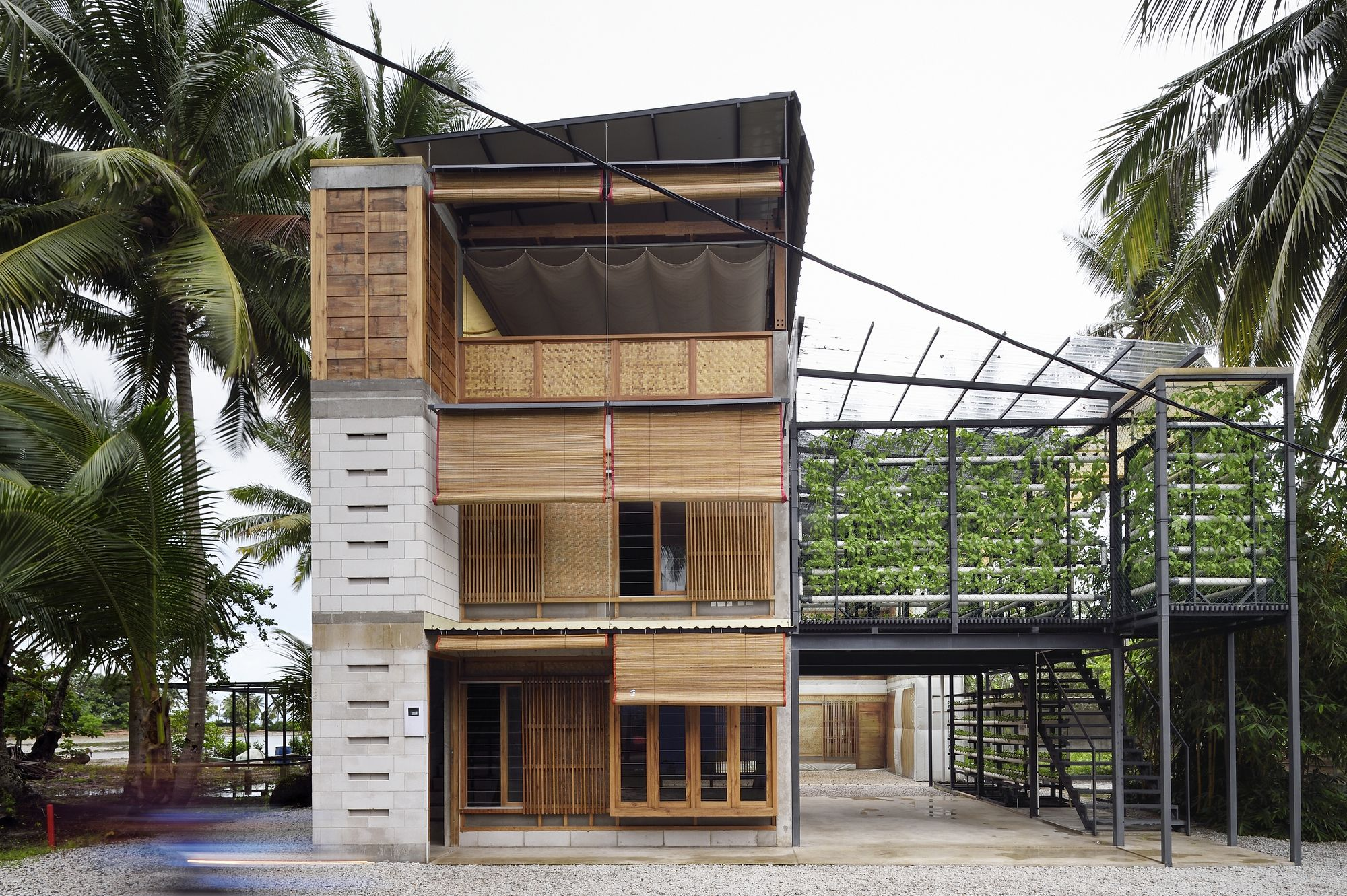 Expandable House Part 02 Urban Rural Systems In
