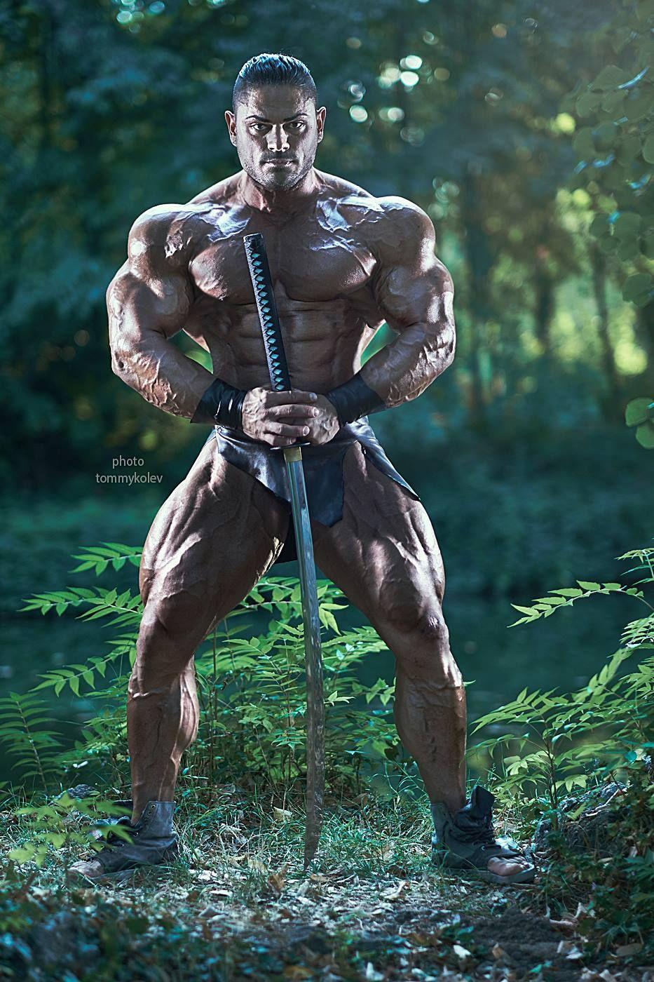 Dobromir Delev - Crouching Tiger, Hidden Bicep | Aesthetic ...