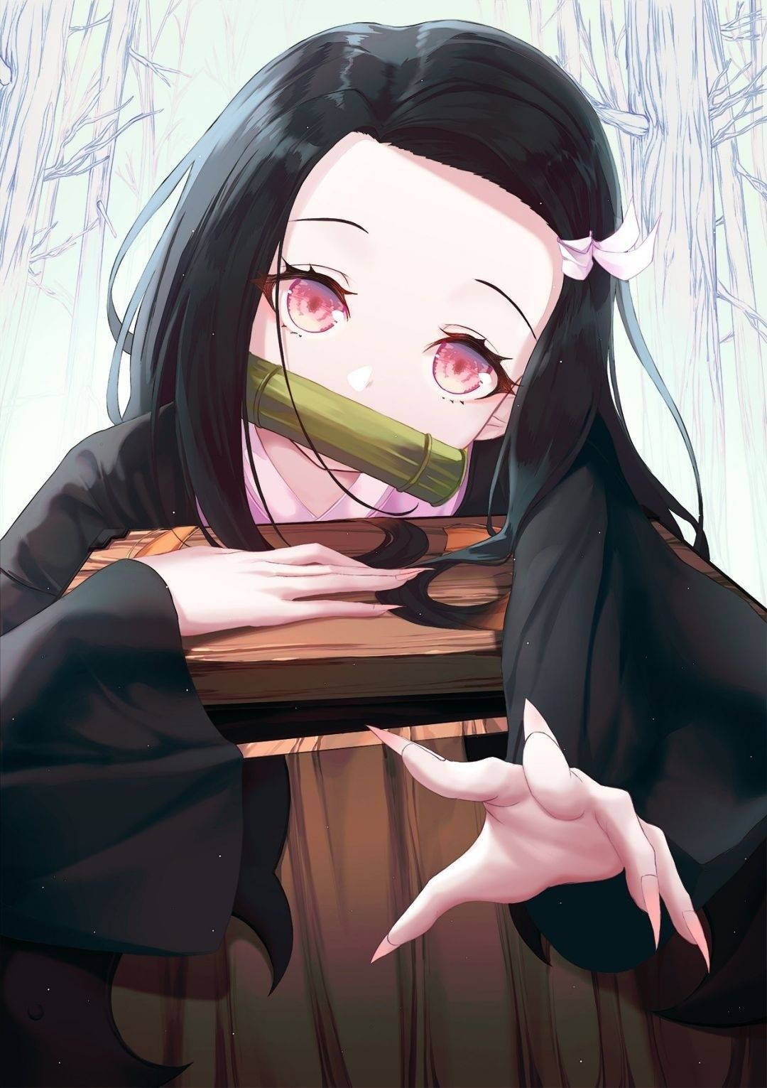 Nezuko Slayer anime, Anime, Anime demon