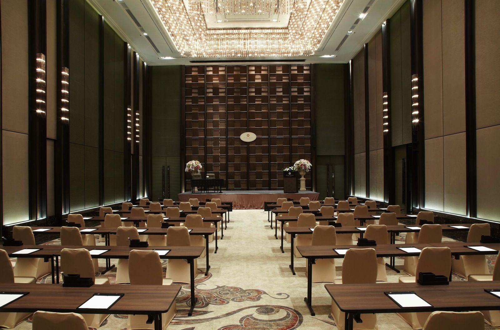 Grand Ballroom Classroom | ID_Hotel | 空间, 会場, 酒店
