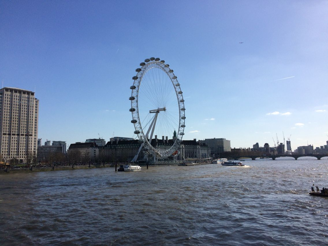 London Eye - London - UK