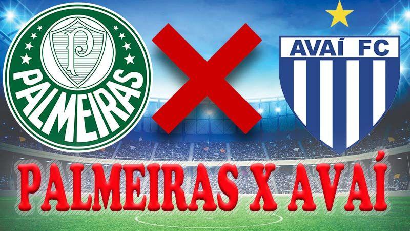 Palmeiras X Avai Mais Uma Vez Atuara No Allianz Parque Nesta