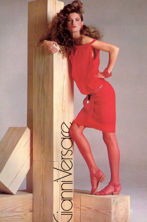 Lynn Koester by Richard Avedon