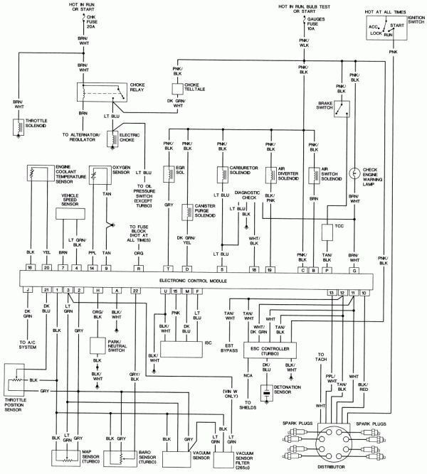 16 1981 Camaro Engine Wiring Diagram Diagram Firebird Camaro Engine