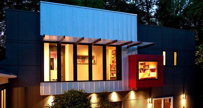 Modern urban builderarchitect Charlotte NC Charlotte New