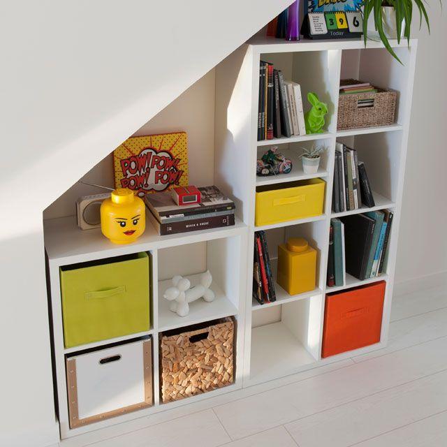 Etagere Modulable 8 Cubes Coloris Blanc Mixxit Etageres Modulables Rangement Idee Rangement