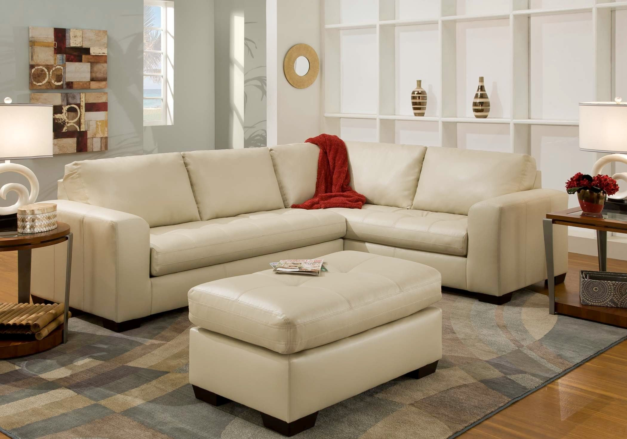 Almeda 2pc Sectional by Chelsea Home Furniture