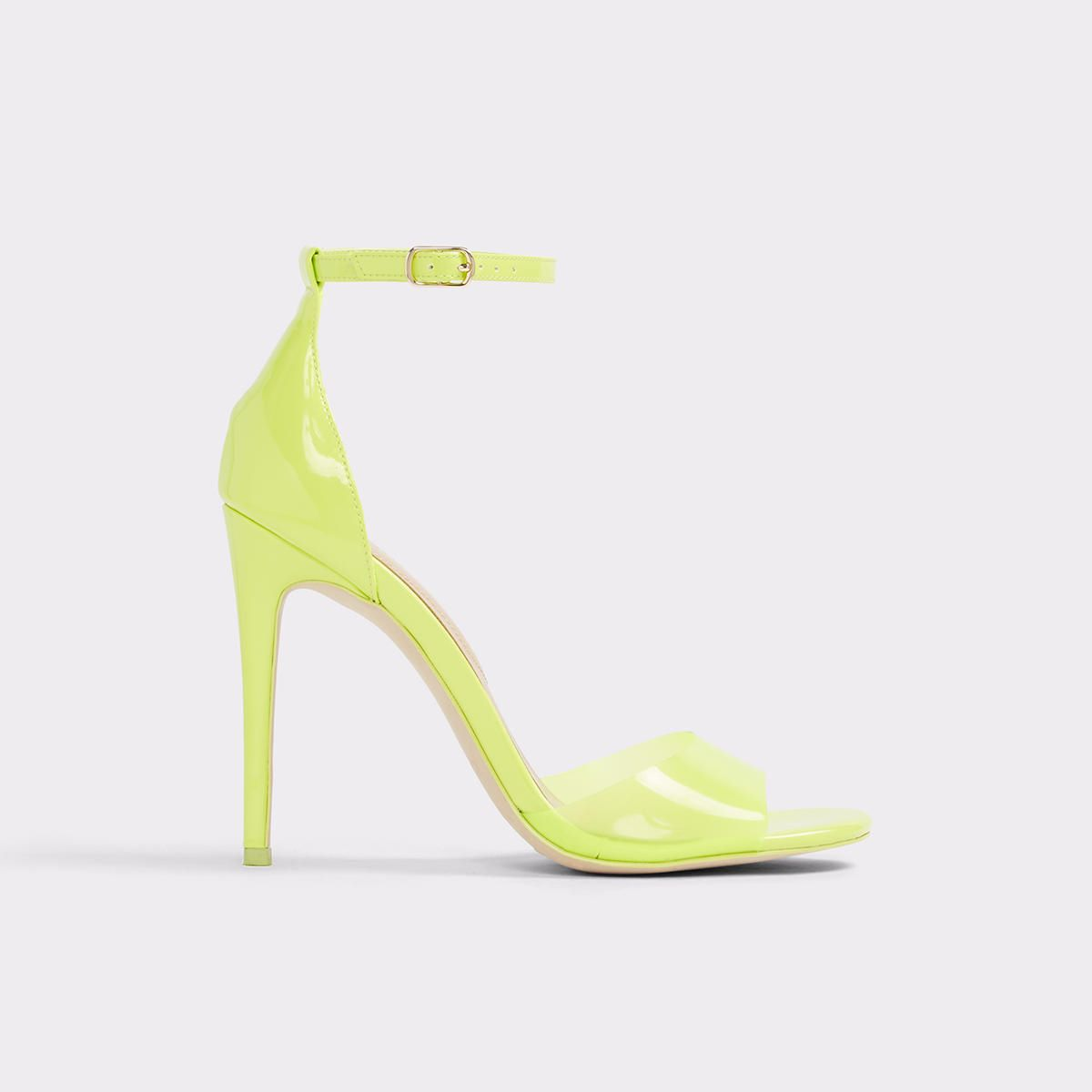 e72fb2645a1e Ligoria This two piece-sandal is a clear winner for notice-me style. Its  curvaceous silhouette and ankle-slimming strap inject a dose of glamour in  any ...