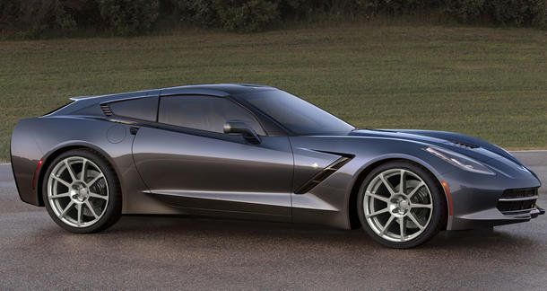 Callaway S 2014 Corvette Stingray Aerowagon Concept Gets Tongues