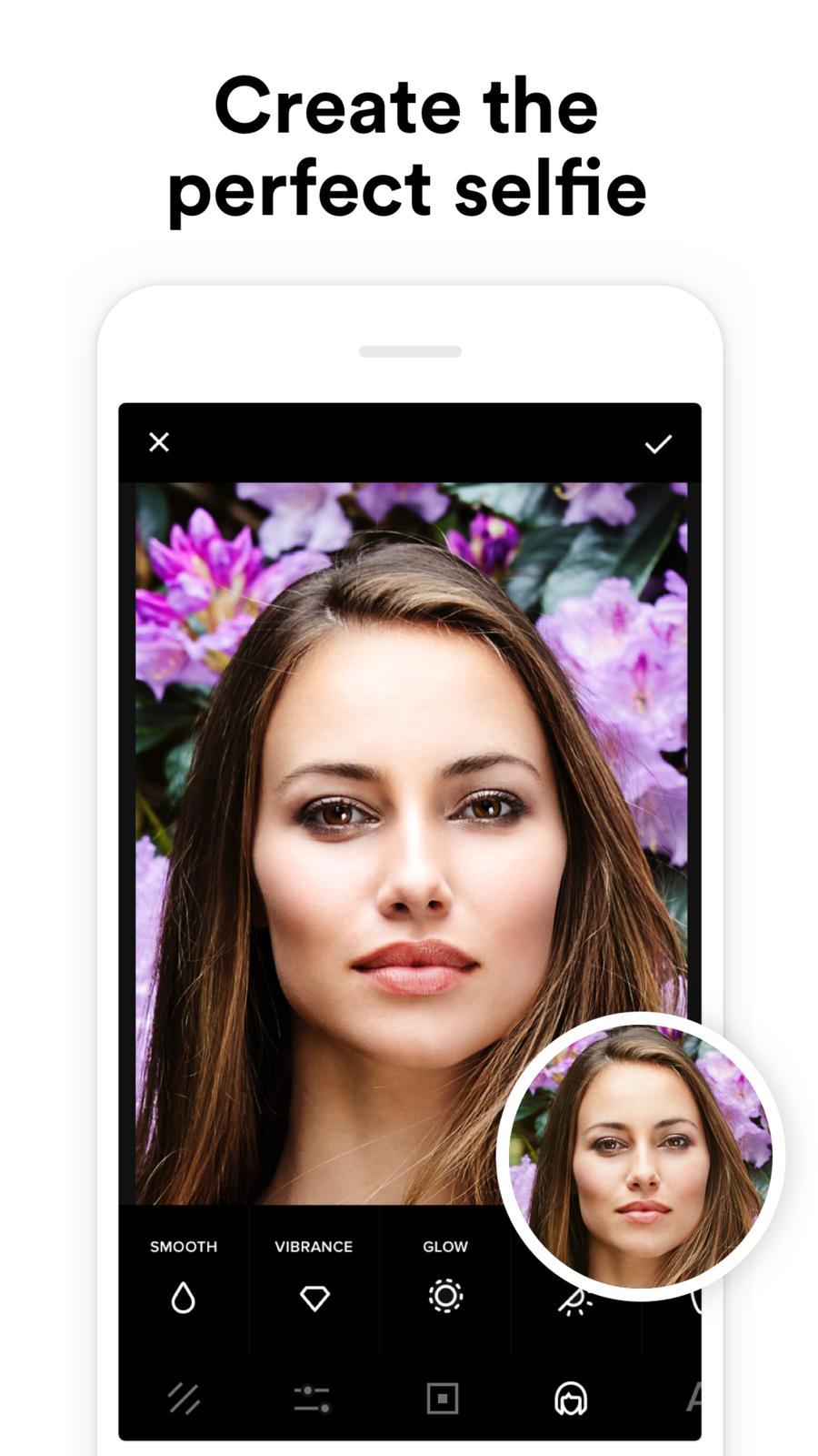 InstaSize Photo Editor Perfect selfie, Photo editor