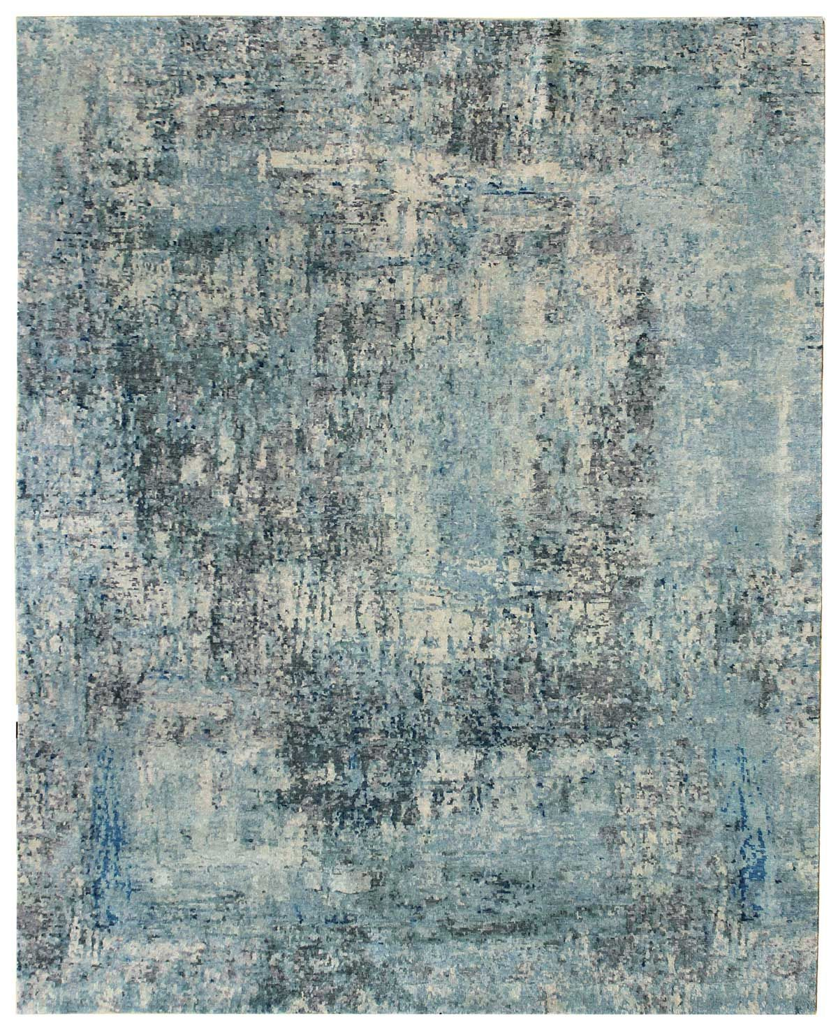 prize-winning modern rugs gallery: modern textural rug, soho, sky
