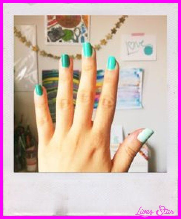 cool Best nail extensions for bitten nails | Lives Star | Pinterest
