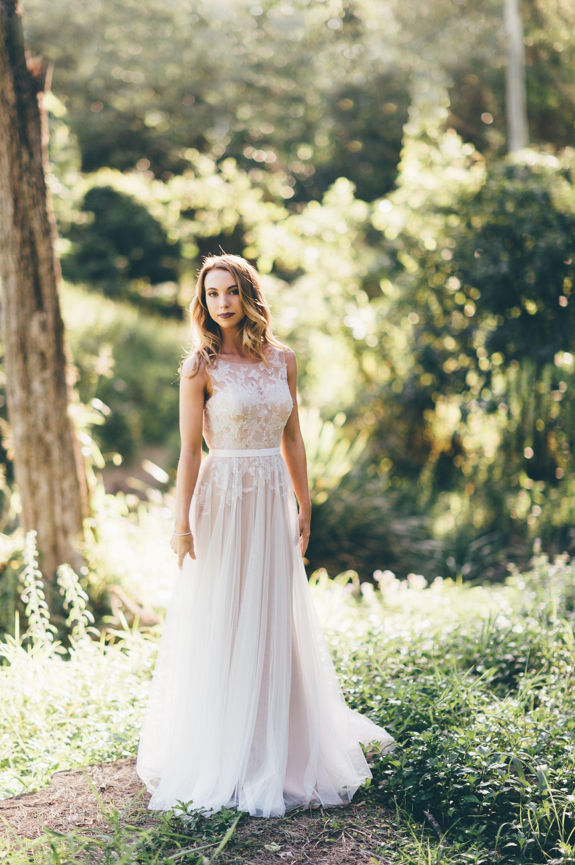 Pin on boho festival wedding dress tulle blush