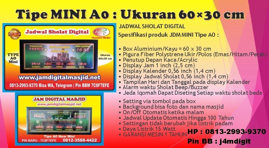 Pin di Jadwal Sholat Digital