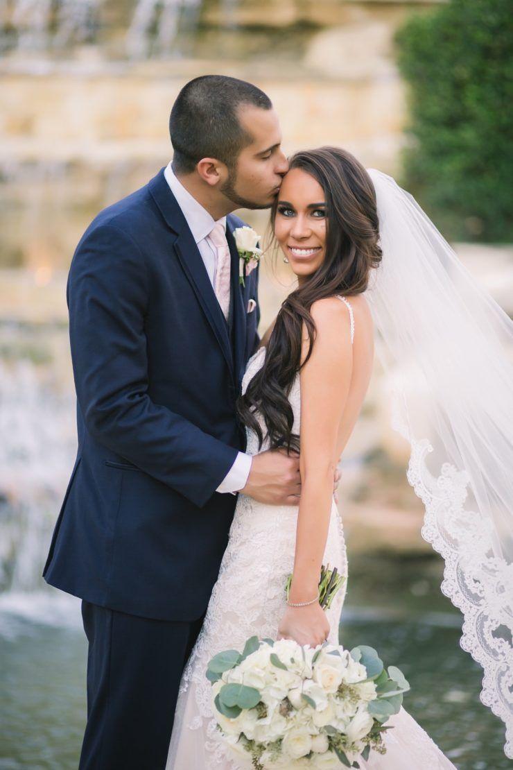 Black tie wedding lake wedding austin tx lace open back wedding