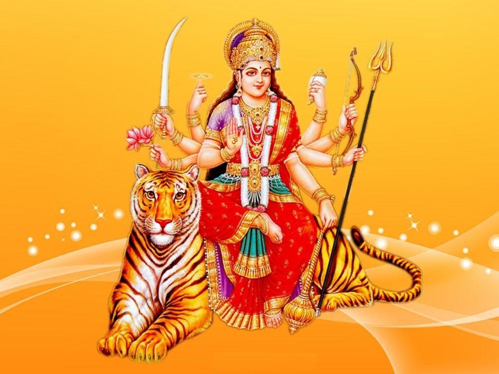 Durga kali durga goddess maa durga hd wallpaper navratri songs asha bhosle