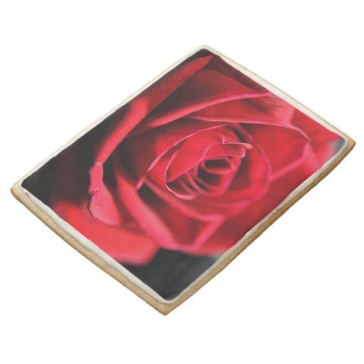 Red Rose Profil Jumbo Cookie