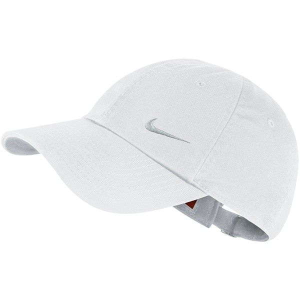 f7d06546f76 Nike Womens Swoosh Cap ( 19) ❤ liked on Polyvore featuring accessories