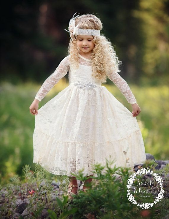Flower girl dressflower girl dresses flower girl lace dresses just message us on facebook for your discount code httpsfacebooksweetvalentinababyboutique important if you are ordering this mightylinksfo