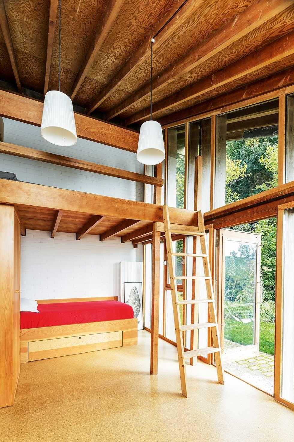 Homebuilding Renovating: Tiny House Loft, Building A House, Floor Renovation