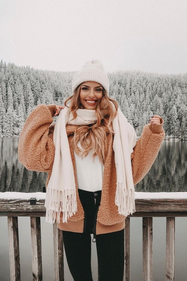 Photo of 27 süße Wintermantel-Outfits für Inspiration in dieser Saison –