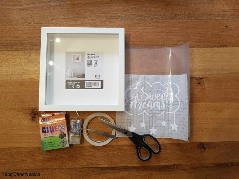 Photo of [Plotter-Anleitung] Stick photo frames with star dream foil ♥ V1 – blog without name