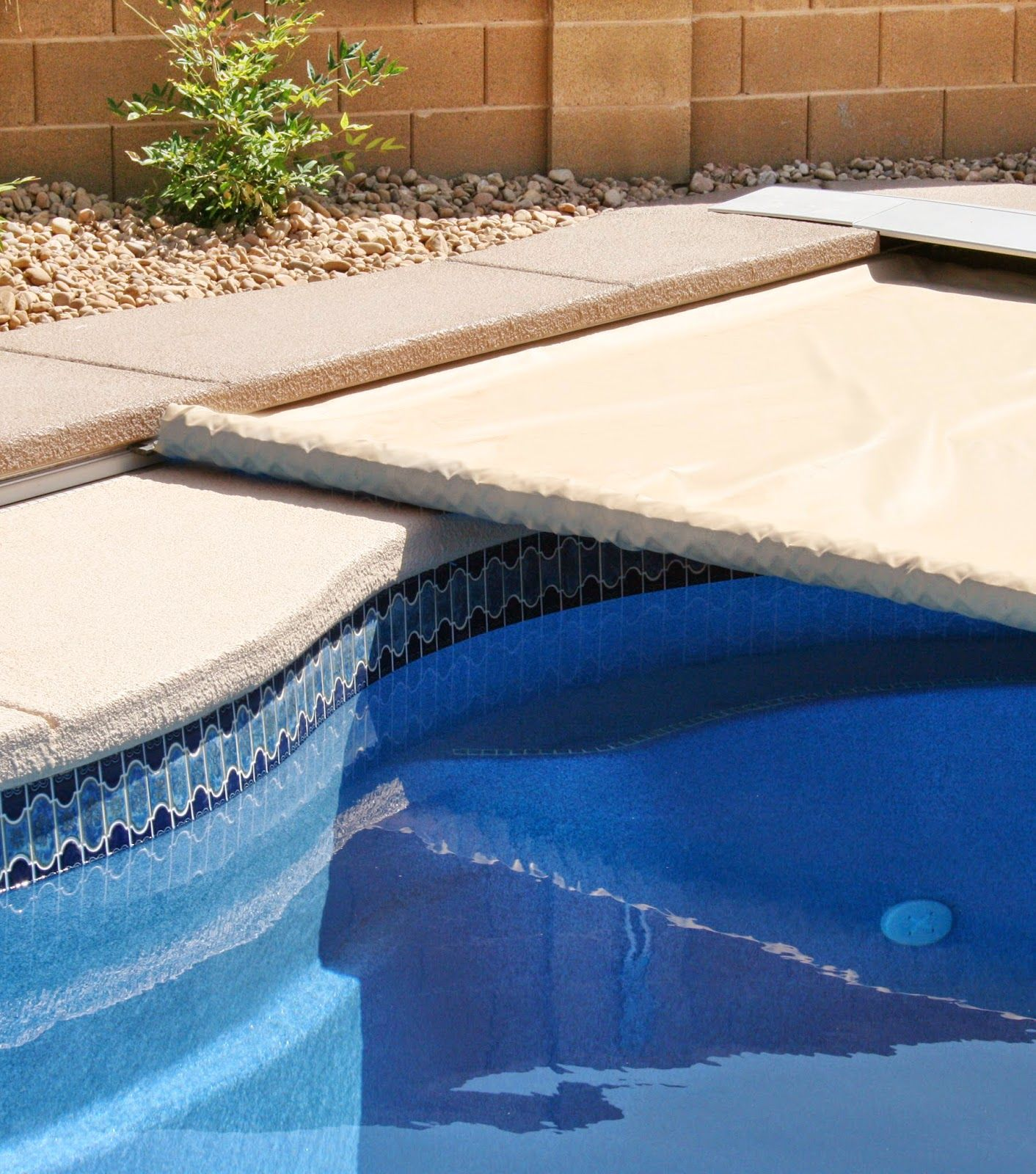 Coverstar Safety Swimming Pool Covers For Automatic And Solid Mesh Pools Pinterest
