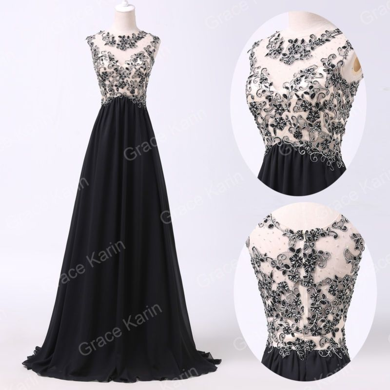 2015 Masquerade Evening Homecoming Prom Bridesmaid Party Gown Long Dresses 2-16