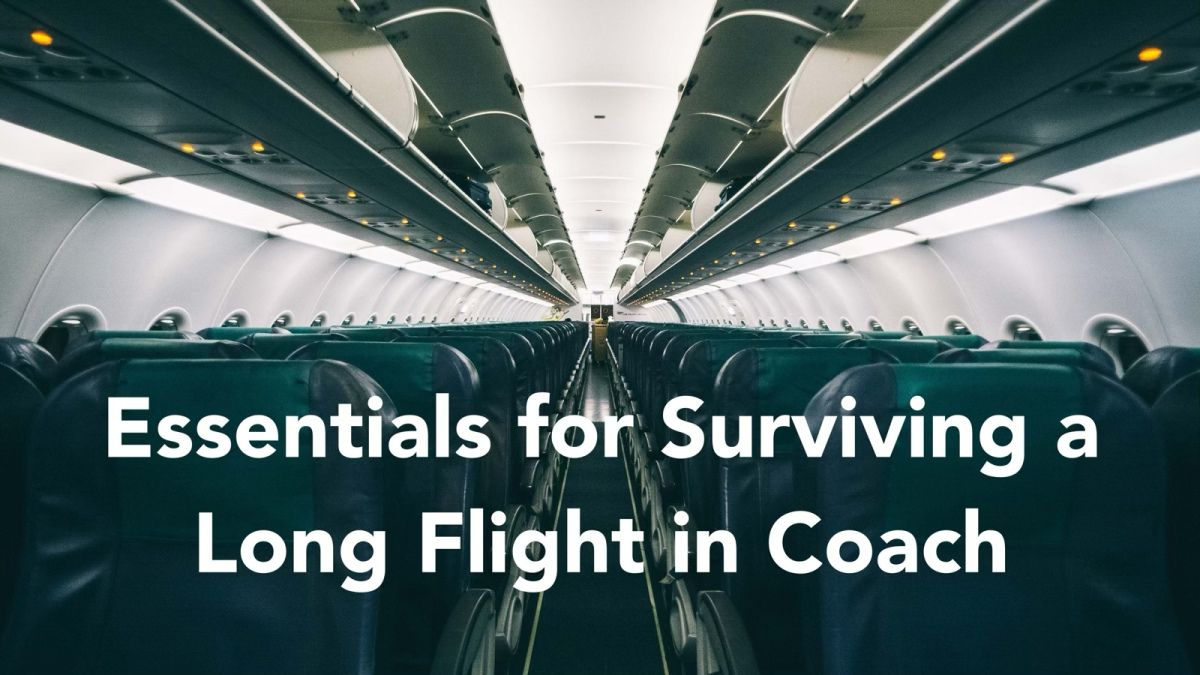 How to Survive Long Flights in Economy | Long flights, Business class  seats, Surviving long flights