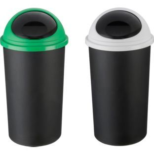 Buy Tontarelli 25 Litre Recycle Bin Twin Set Kitchen Bins Argos Recycling Bins Bins Kitchen Bin
