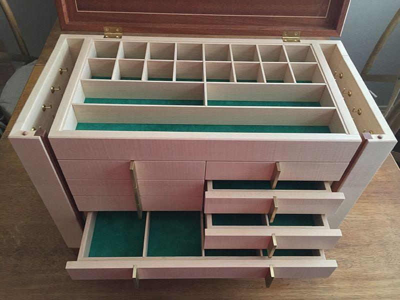 contemporary jewellery box design Google Search Jewelry Box