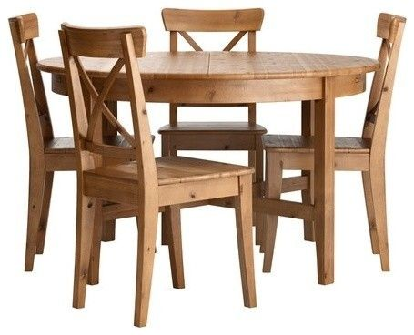 Leksvik Ingolf Table By Ikea Discontinued Ikea Dining Sets Round Dining Table Lacquer Dining Table