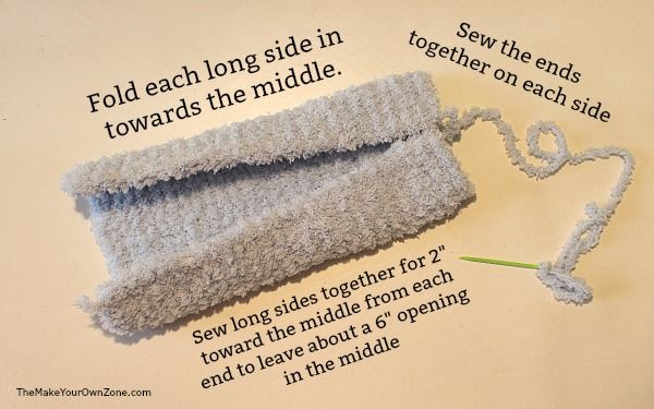Knitting Pattern for Reusable Swiffer Cover - The Make ...