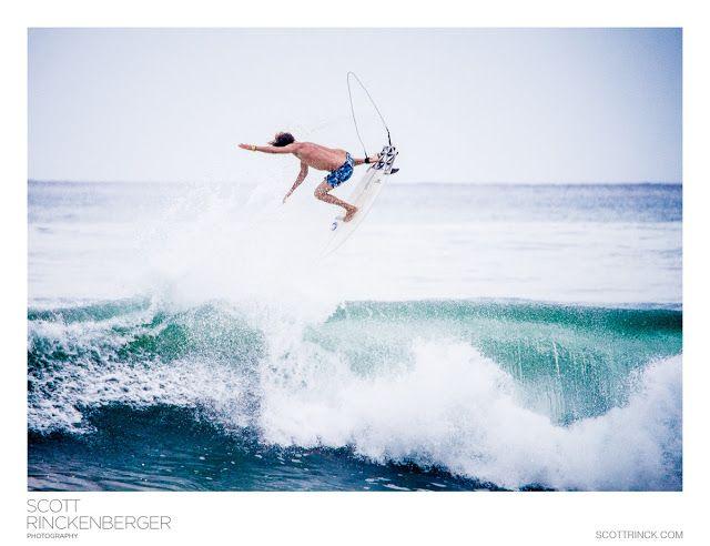 Surfer, Scott Rinckenberger
