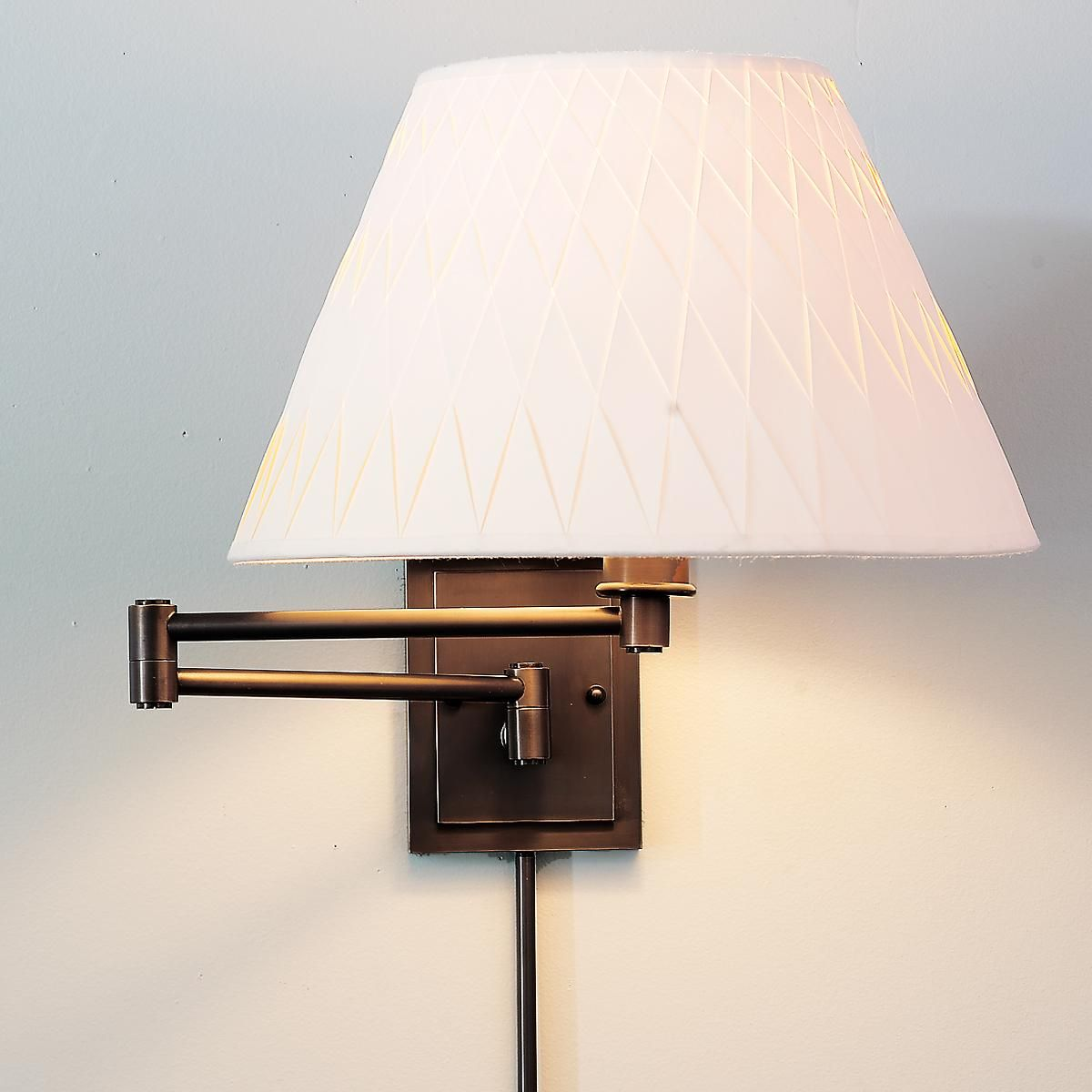 Designer Swing Arm Wall Lamp No Shade Swing Arm Wall Lamps Wall Lamp Small Lamp Shades