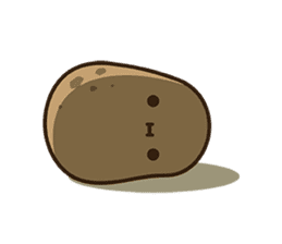 check out the Kawaii Potato sticker by CLGTart on chatsticker.com