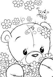 süße zeichnungen bären teddybären und riscos para pintura | wenn du mal buch, malvorlagen für