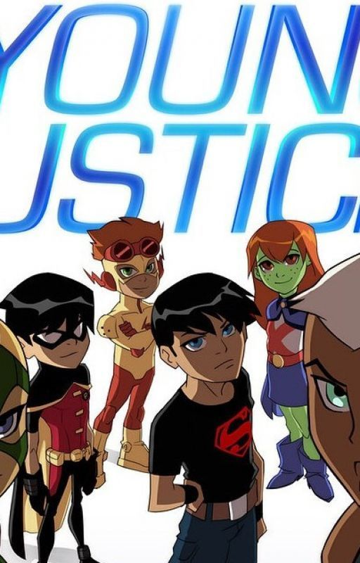 Young Justice-The New Teammate - Young Justice-The New ...