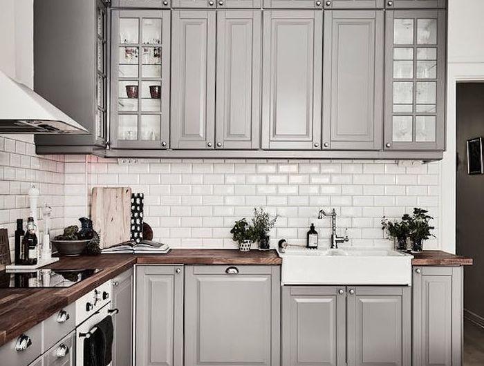 ▷ 1001 + astuces et idées pour aménager une cuisine en L Kitchen