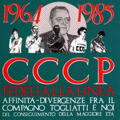 Affinità - divergenze fra il compagno Togliatti e noi del conseguimento della maggiore età, CCCP Fedeli alla linea.