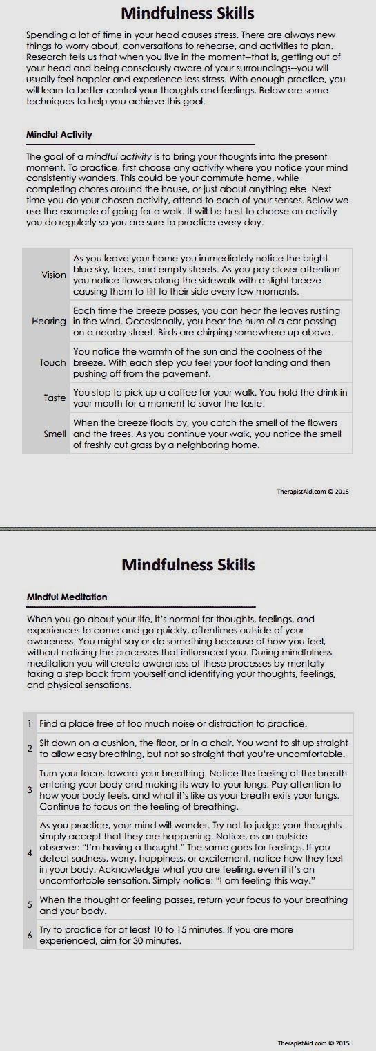 Mindfulness stress reduction hacks These items only lead to more
