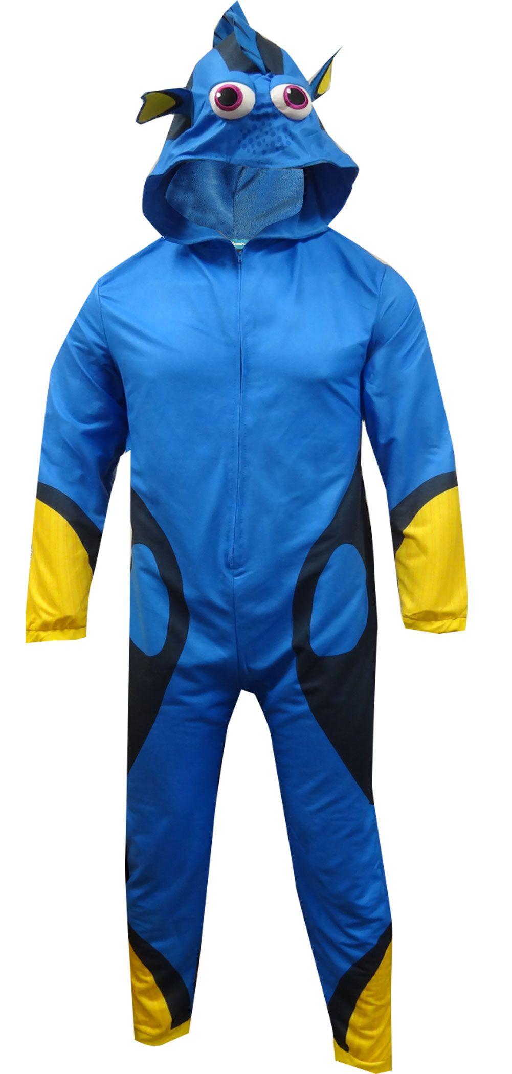 WebUndies.com Finding Dory Onesie Union Suit Pajama 78a60424a