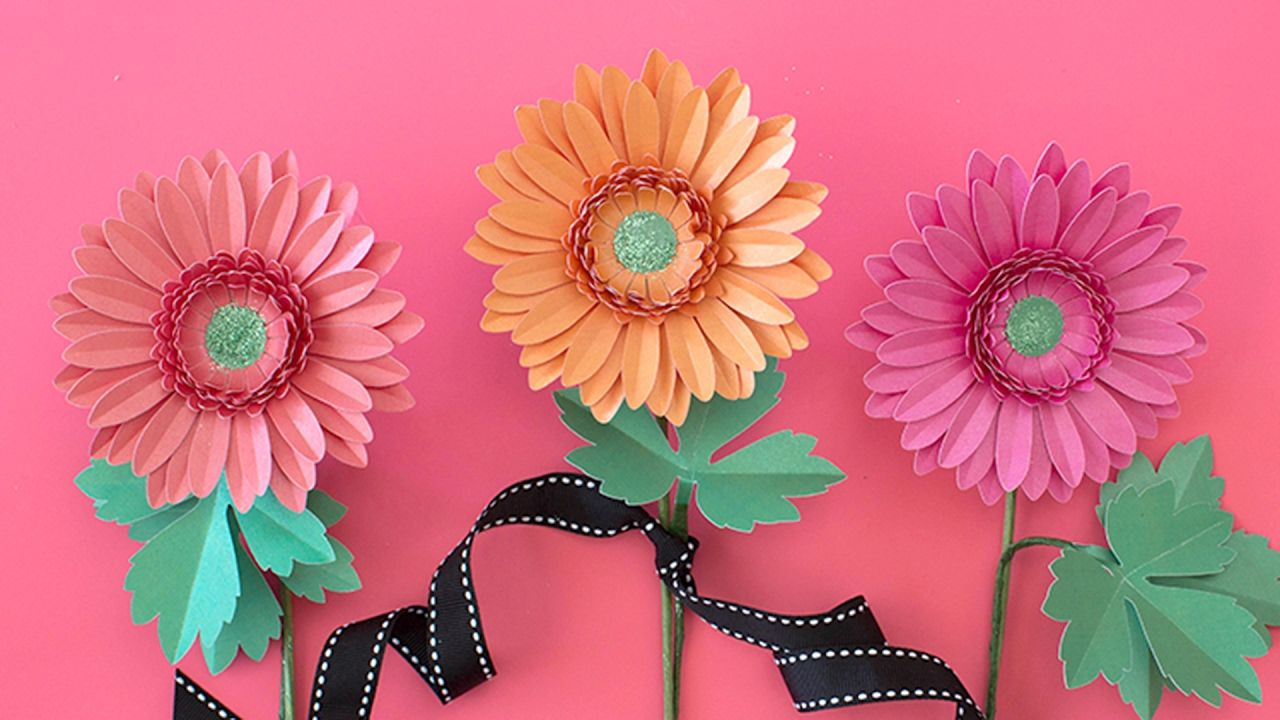 Welcome Budding Paper Florists This Video Tutorial Goes With A Kit
