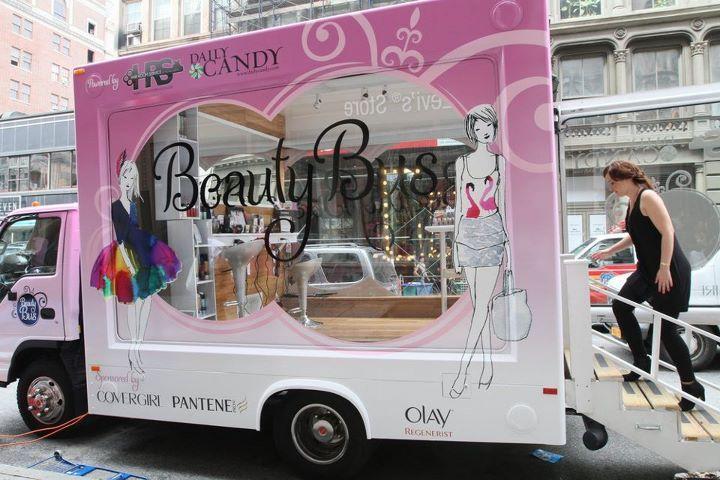 beauty bus pinteres. Black Bedroom Furniture Sets. Home Design Ideas