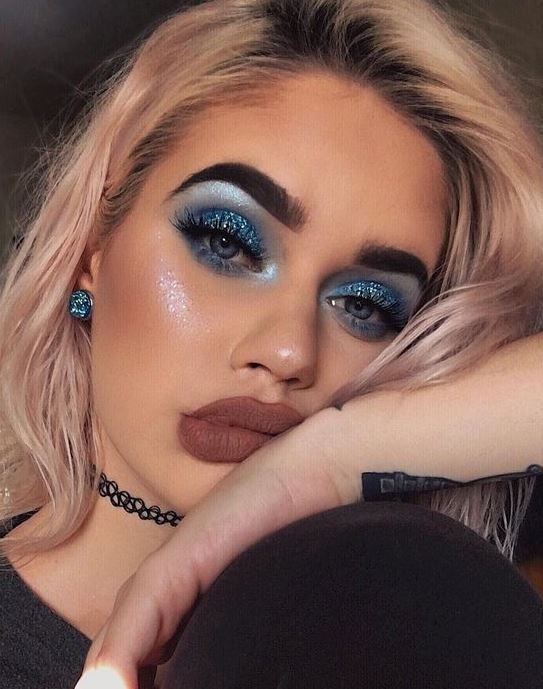 The 10 Top Makeup Trends For 2017 - Society19